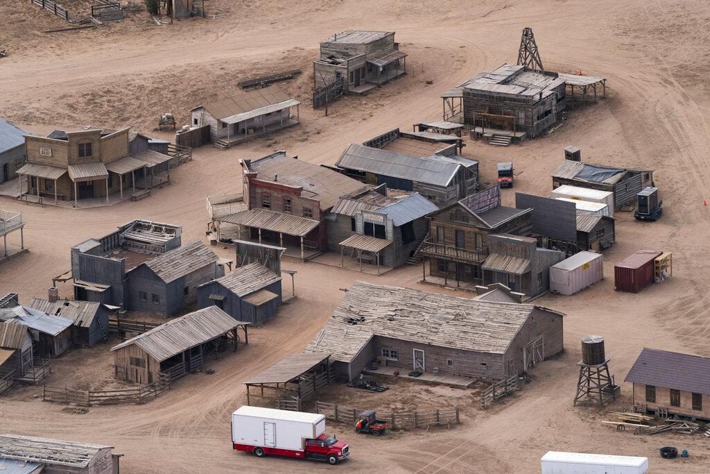 Photo of Bonanza Creek Ranch in Santa Fe, New Mexico.