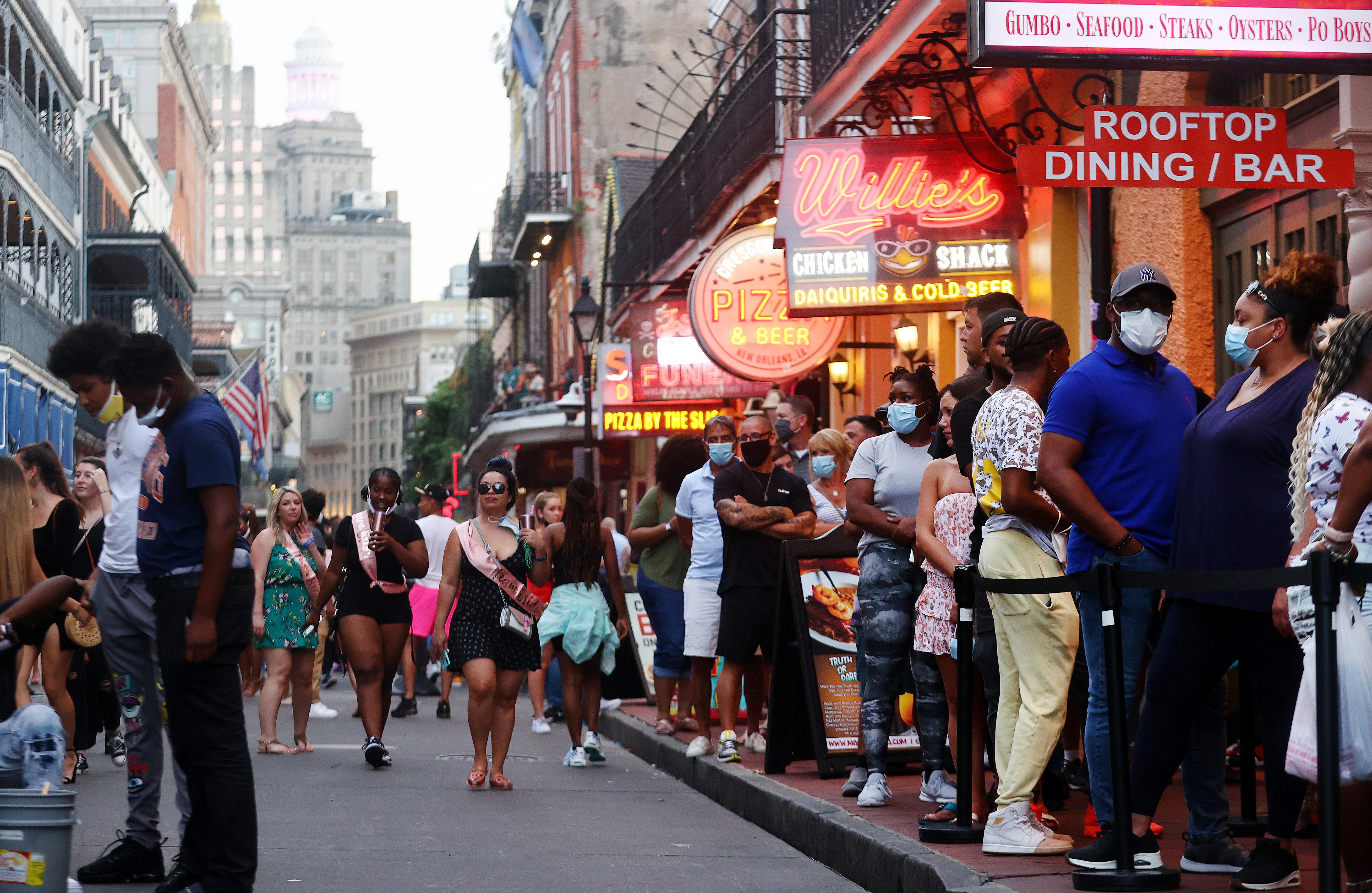 New Orleans mask mandate ends Friday, October 29