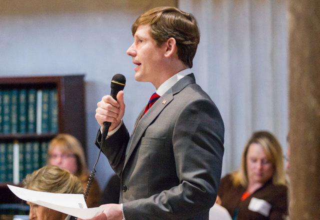 Sen. Brian Kelsey, a Republican from Germantown, has sponsored several voucher bills in the Tennessee General Assembly.
