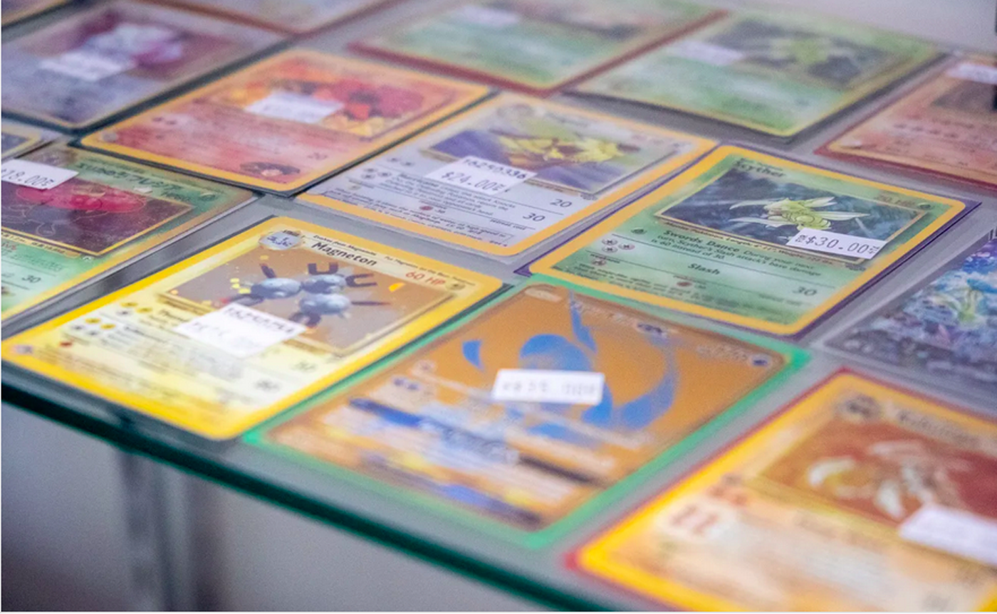 Which is harder to fathom — that anyone would spend government coronavirus relief money on a Pokémon card or that someone would spend more than $57,000 from anywhere on a Pokémon card?