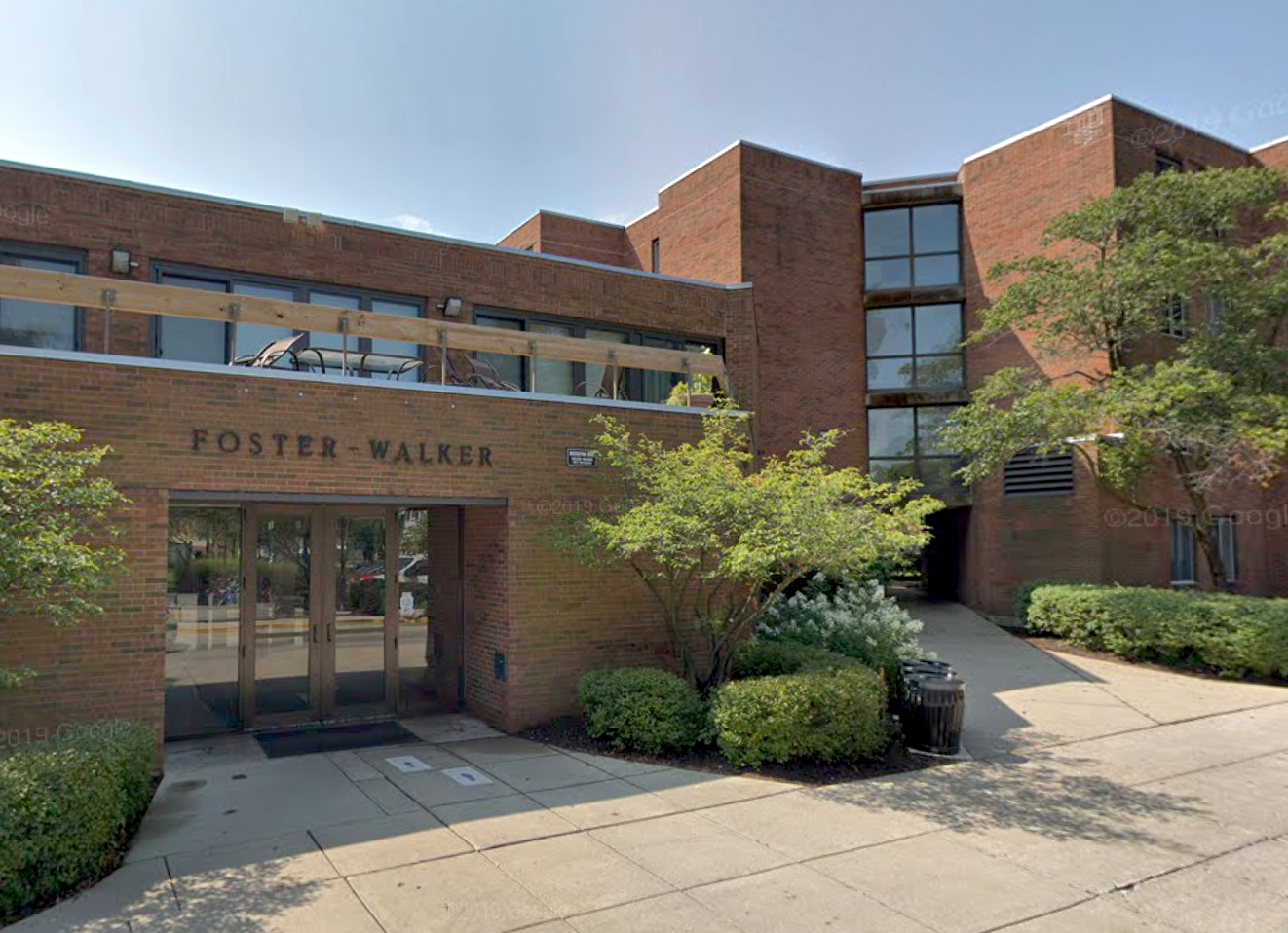 Police say that COVID-19 test kits were stolen from the Foster-Walker Complex, 1927 Orrington Ave., at Northwestern University's Evanston campus.