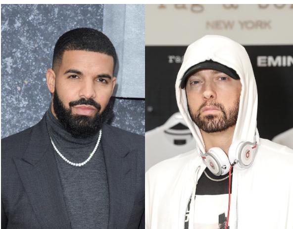 Drake, Eminem