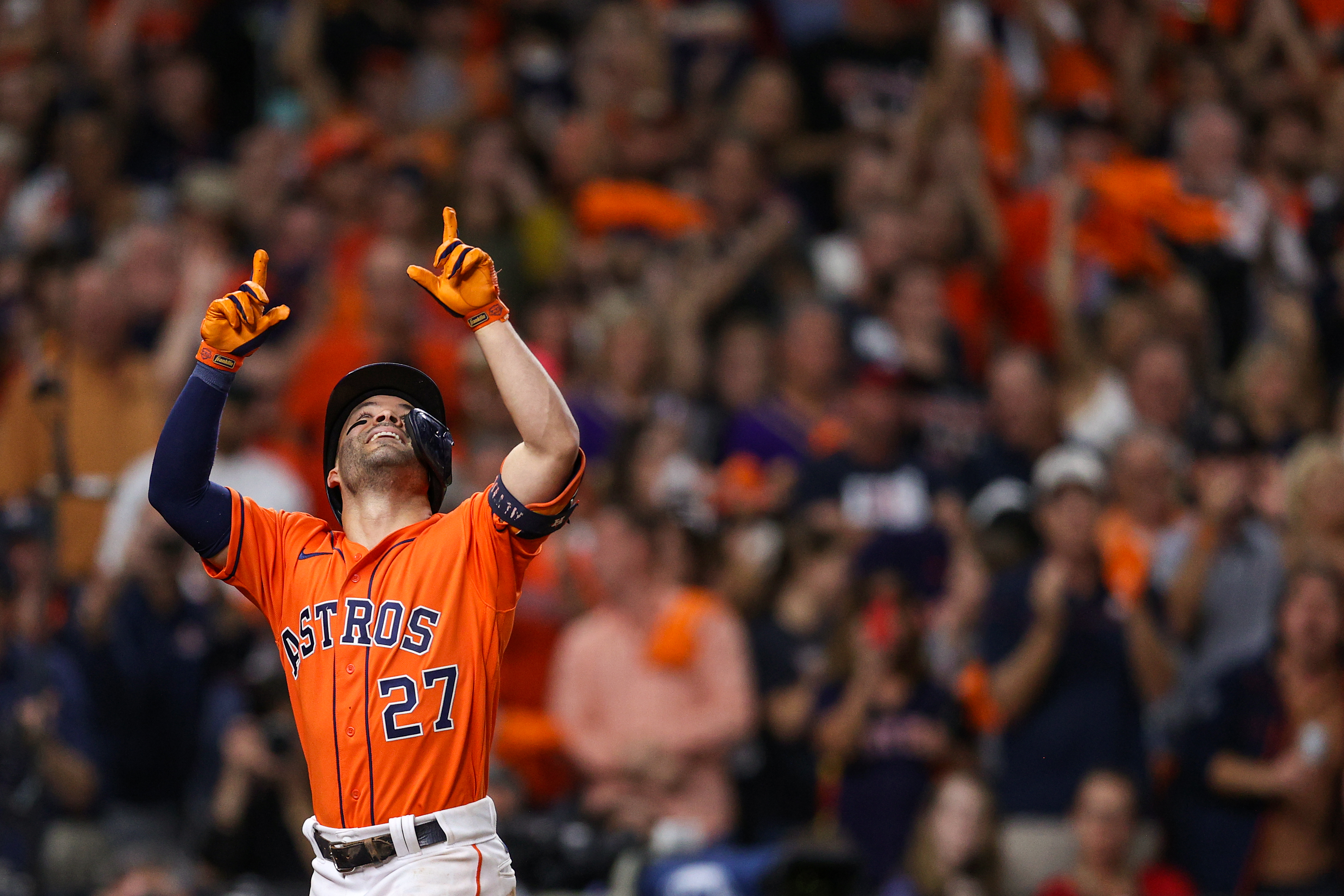 World Series - Atlanta Braves v Houston Astros - Game Two