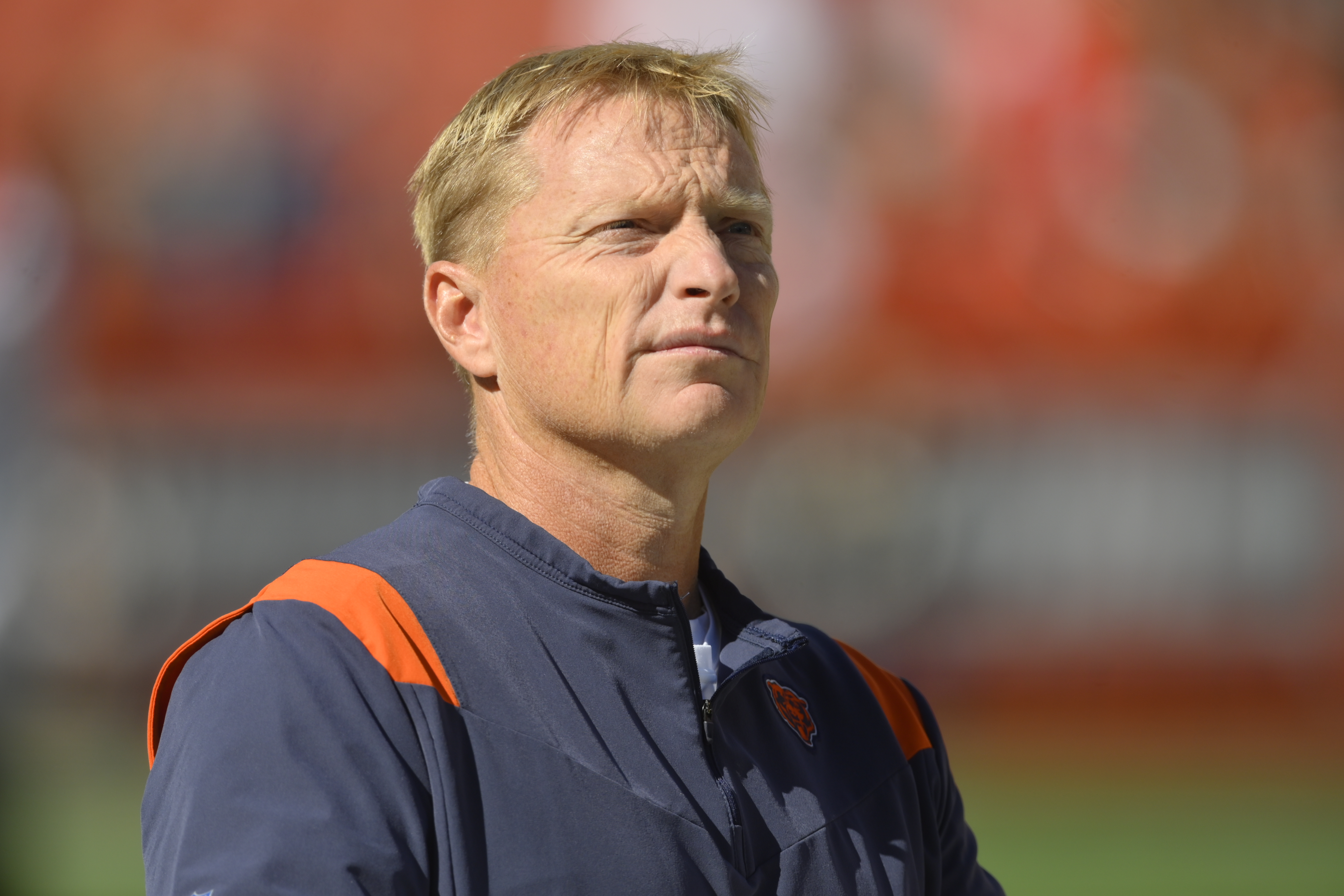 Chris Tabor has been the Bears' special teams coordinator since 2018.