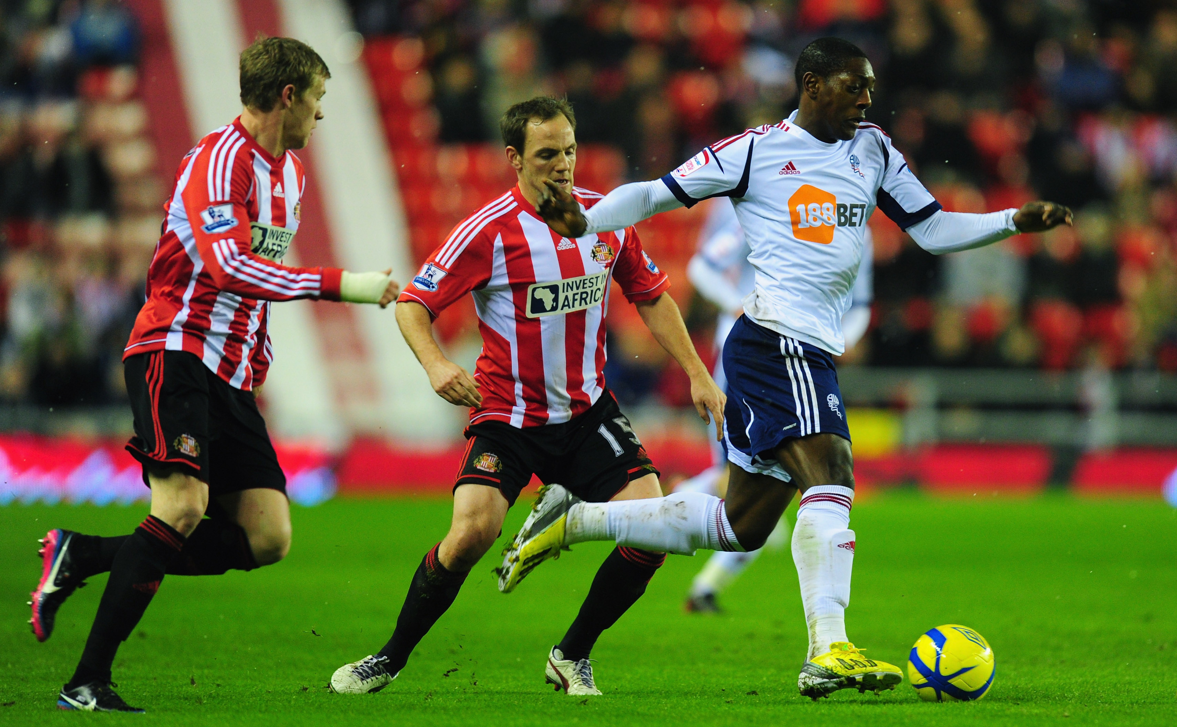 Get out of the way, Sordell is coming through