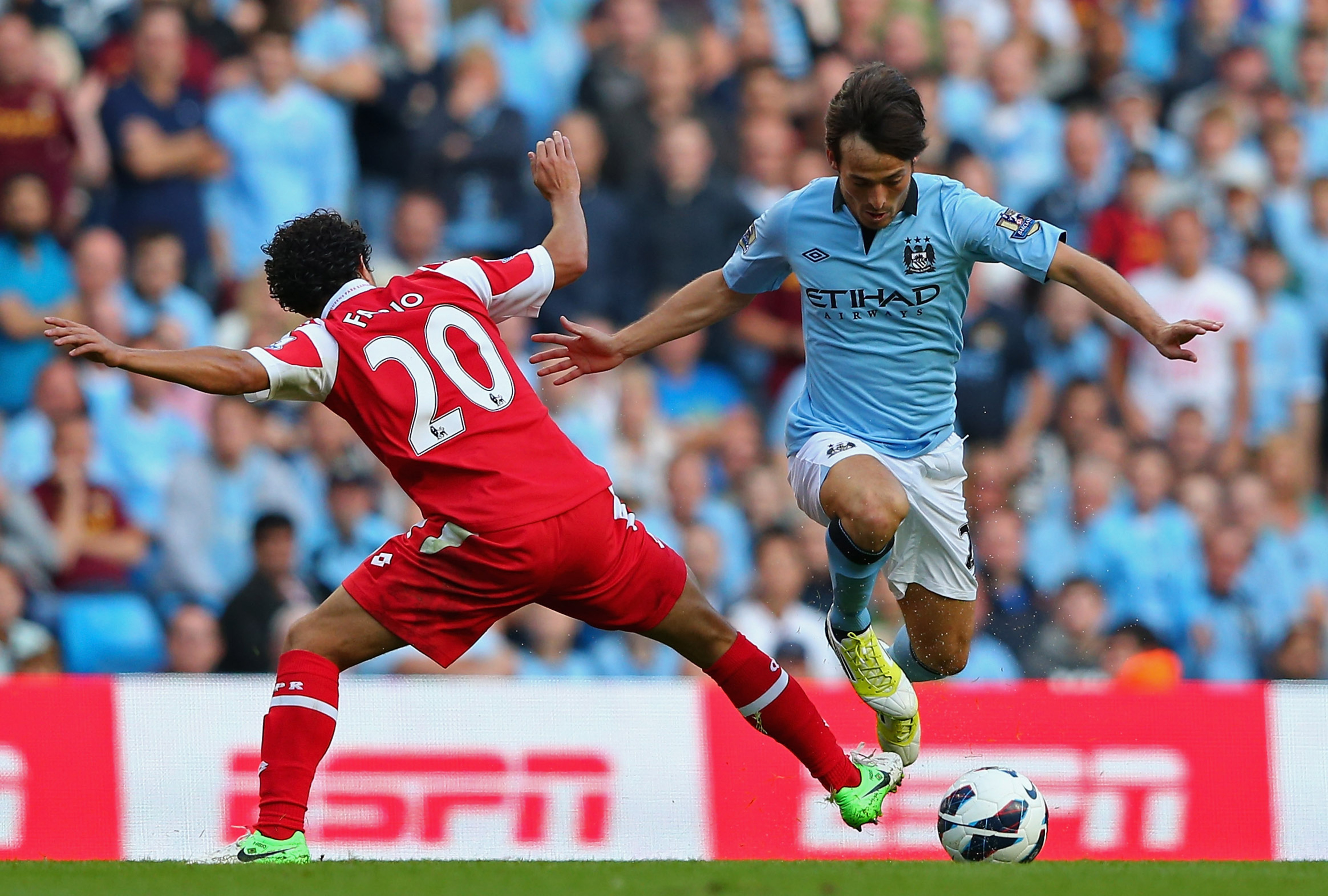 Graceful Silva will be the key against QPR