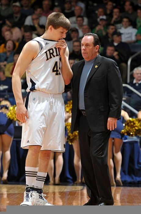 One year ago, Notre Dame's Mike Brey and Jack Cooley conjured a miracle turnaround.