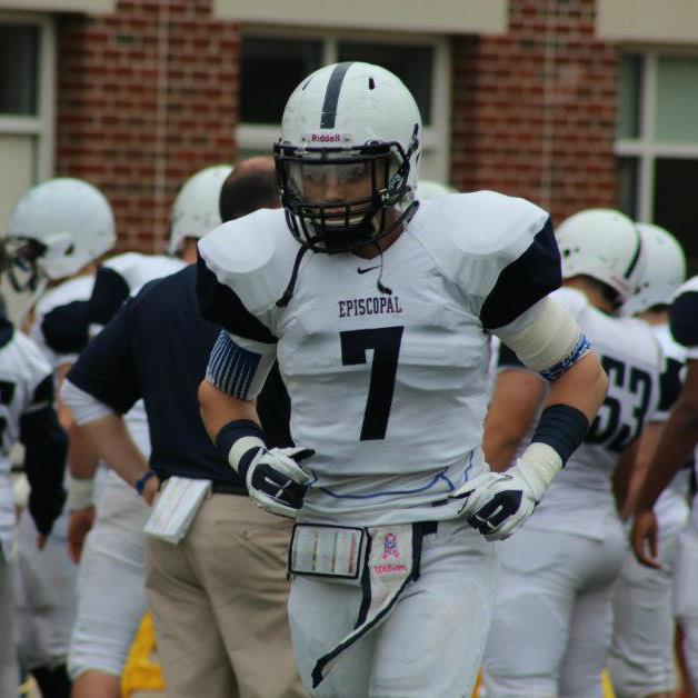 DB Matt Rushton is one of the athletes slated to join Nova Football as a preferred walk-on