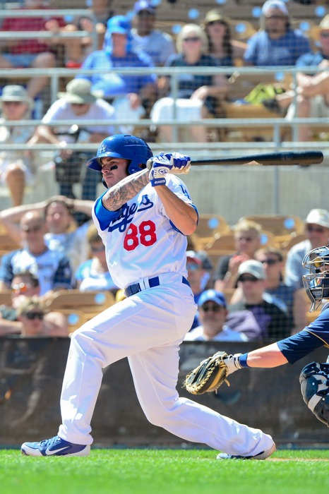 Joe Becker has been around for a while now, and has even gotten into some spring training games