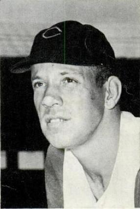 Baseball Digest, back cover, June 1957 issue.