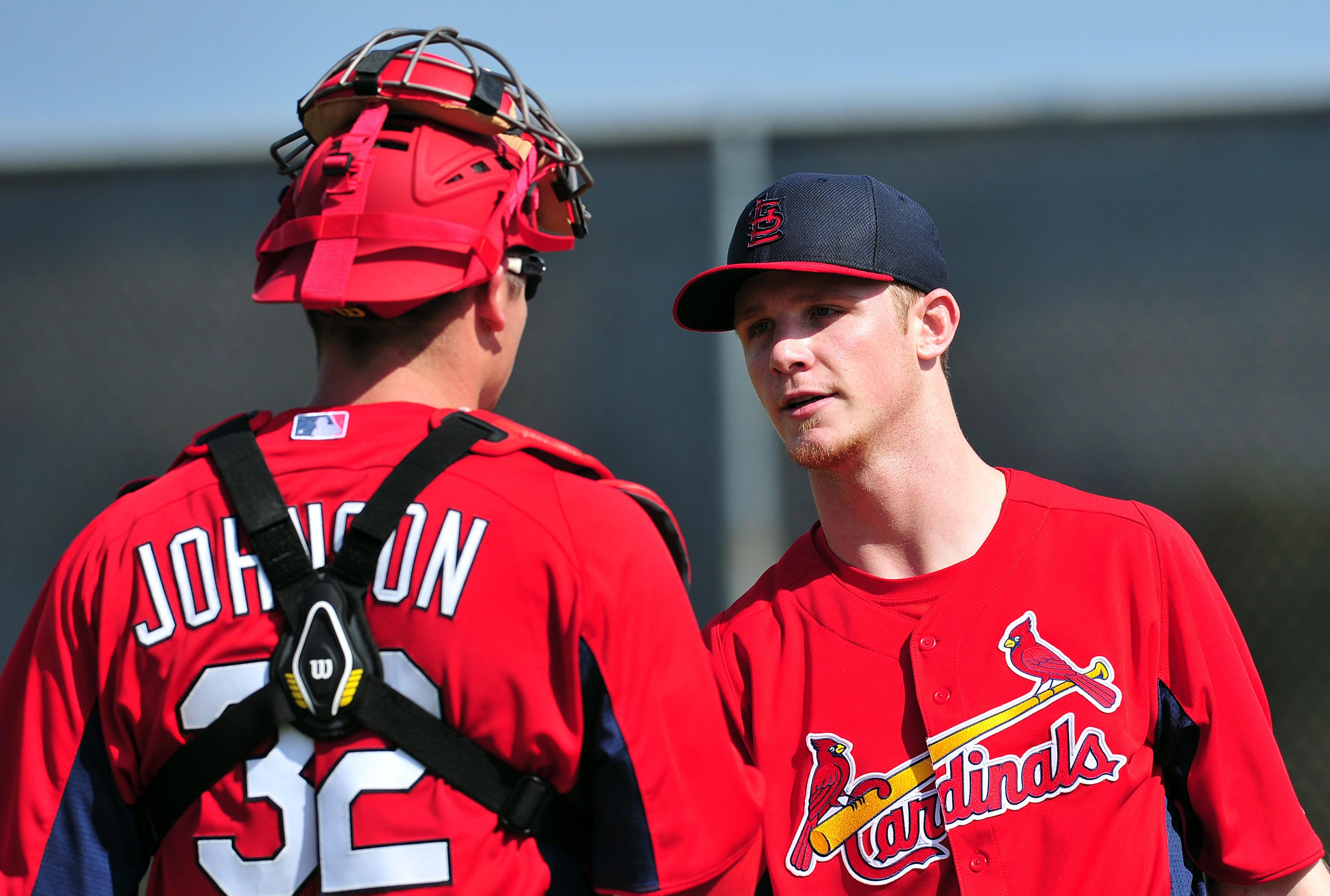 Rob Johnson and Keith Butler could be spending a lot of time in Autozone Park this year.