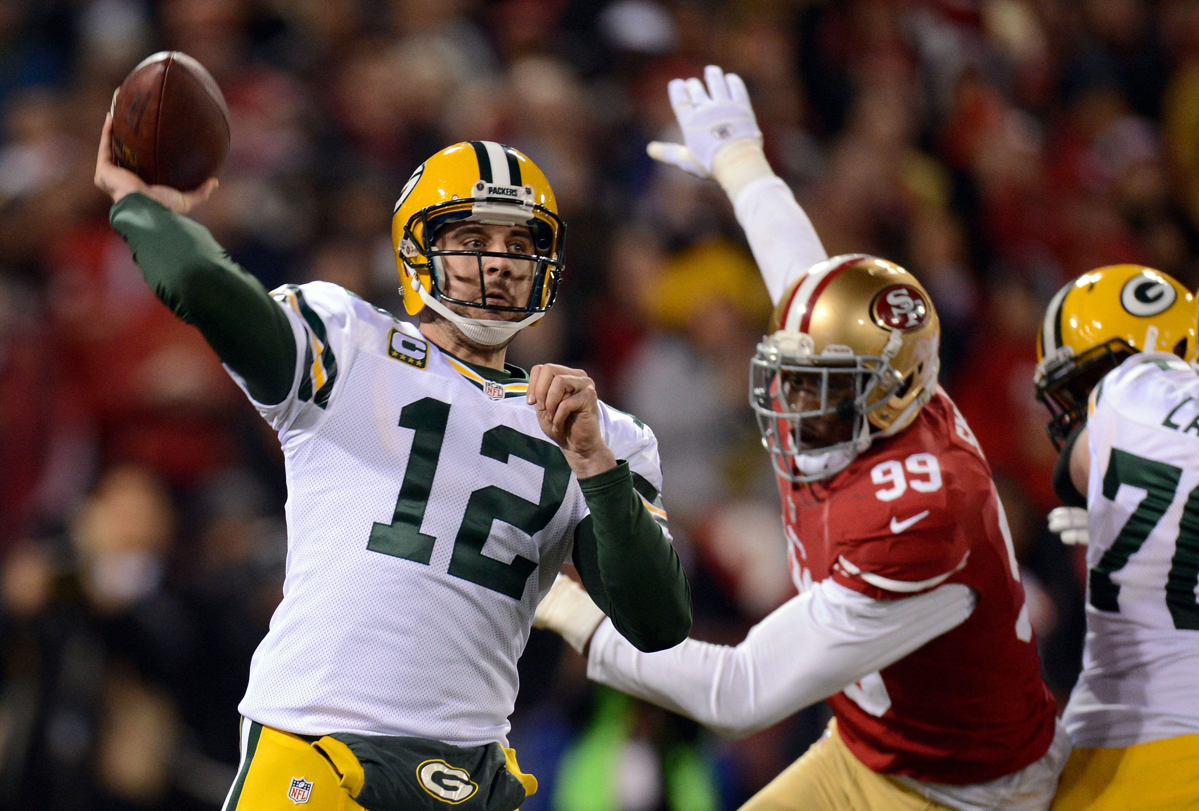 Green Bay Packers team needs: Help in the trenches paramount for 2013