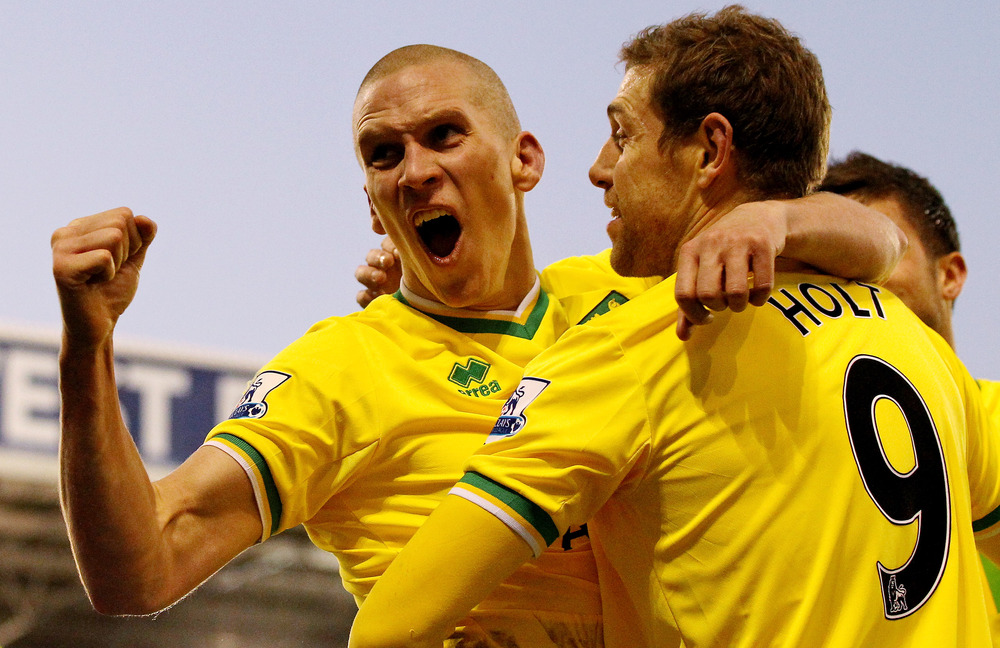 Steve Morison was celebrating for the first time in a Leeds shirt tonight. How did you rate his performance?