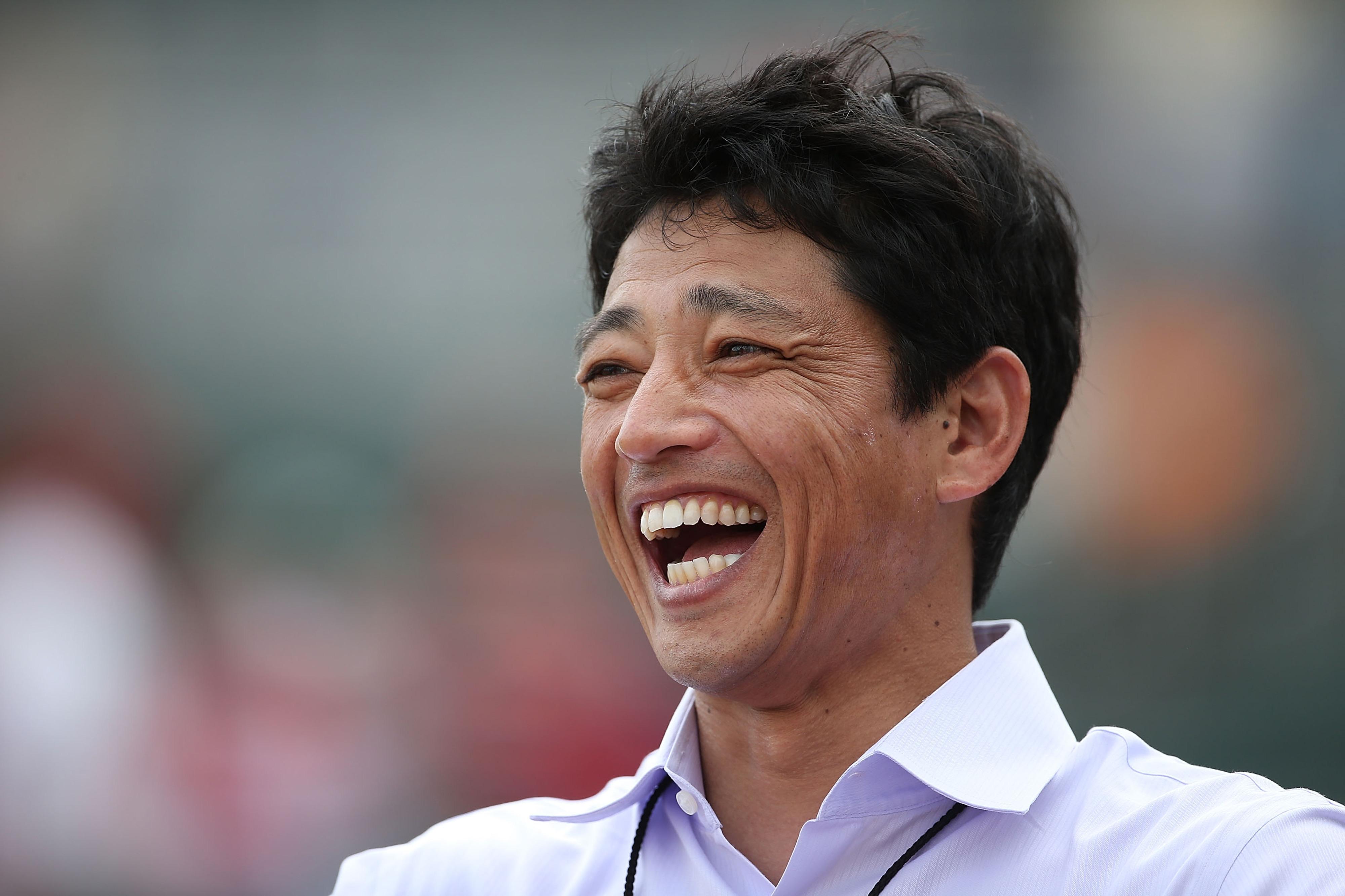 Just So Taguchi in a super-great mood.
