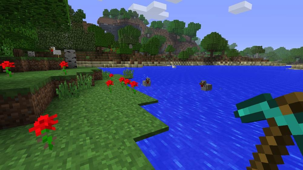 Minecraft could come to PlayStation devices, but Wii U 'unlikely,' lead designer says