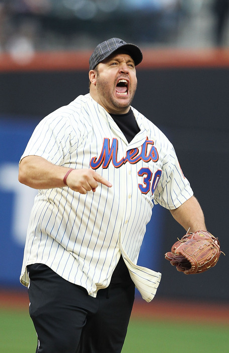 I am a huge Kevin James fan, but he's not in my all-time favorite comedy