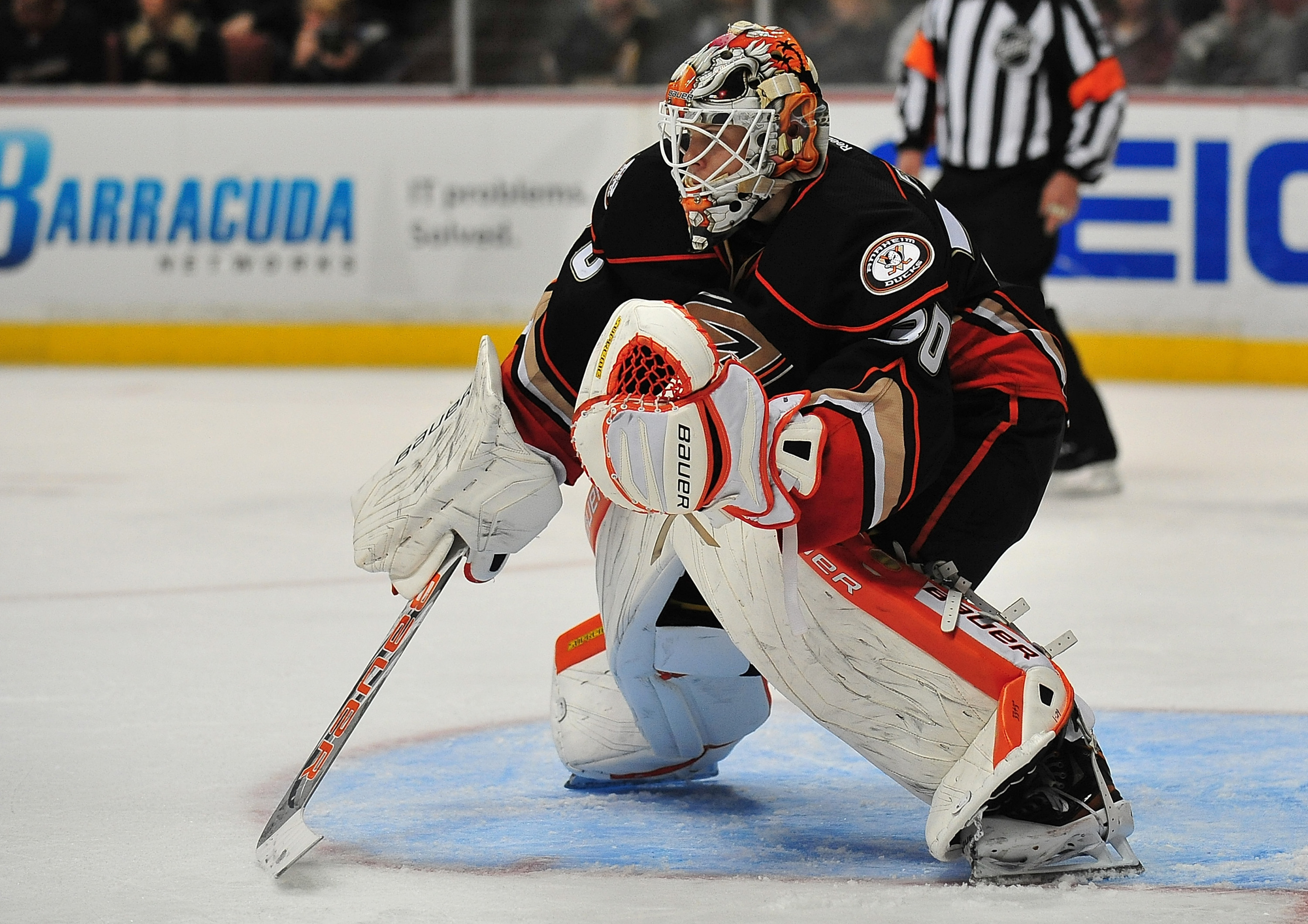 Silly Kings. You thought we were going to let you be the only team around with a speedy goalie name.