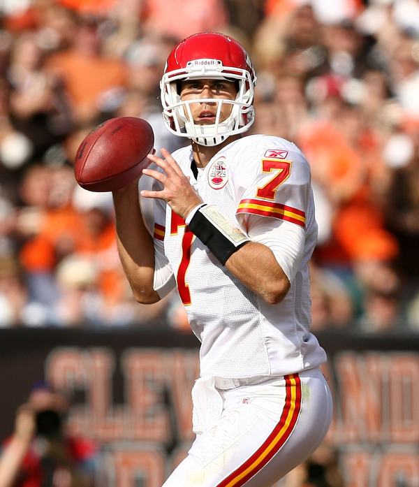 Matt Cassel signed a free agent contract with the Vikings and will back up Christian Ponder.