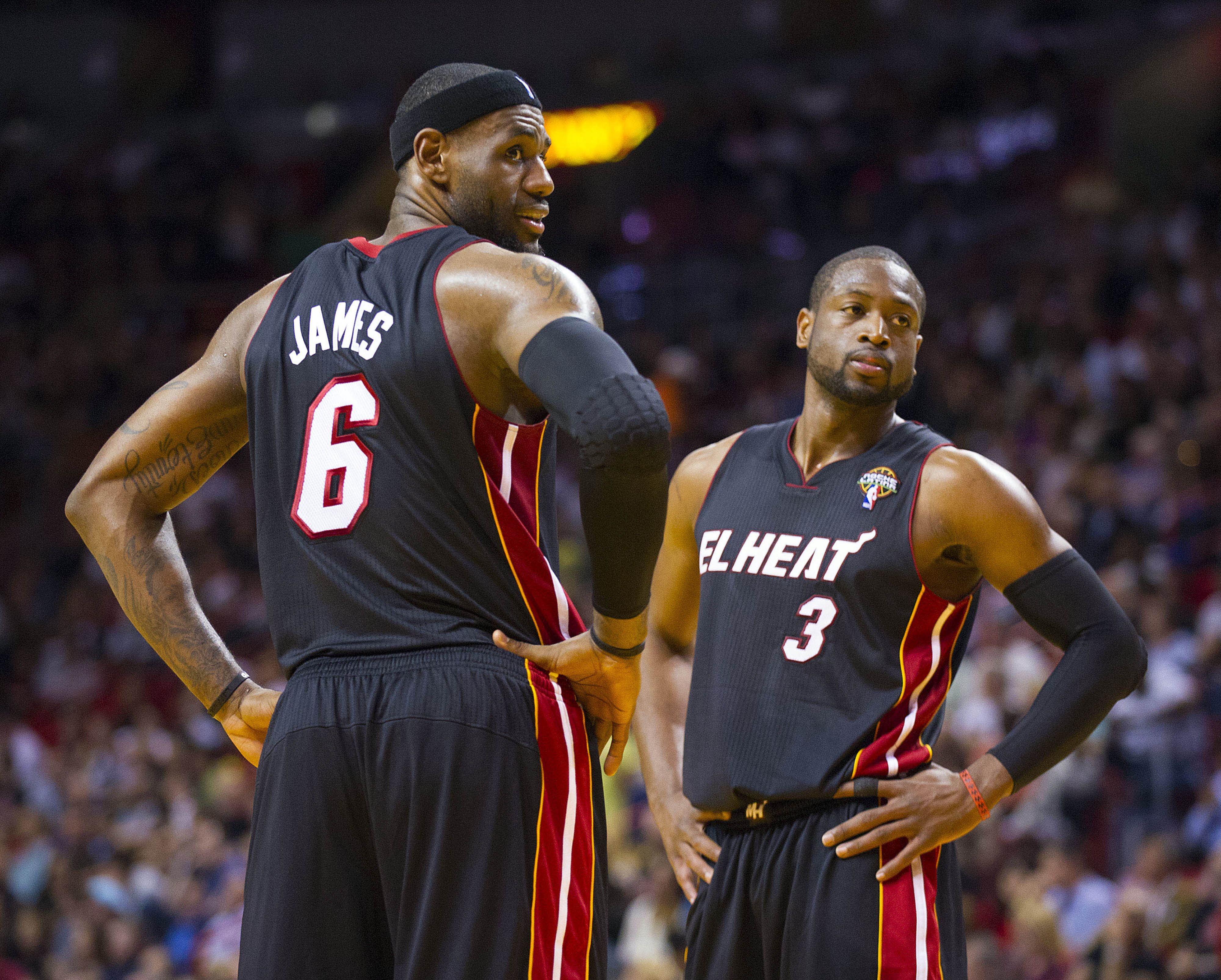Remember Dwyane Wade? How the other Heat superstar makes Miami unstoppable