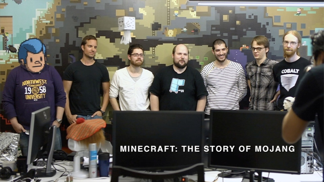 Minecraft: The Story of Mojang released through VHX, discounted with secret code